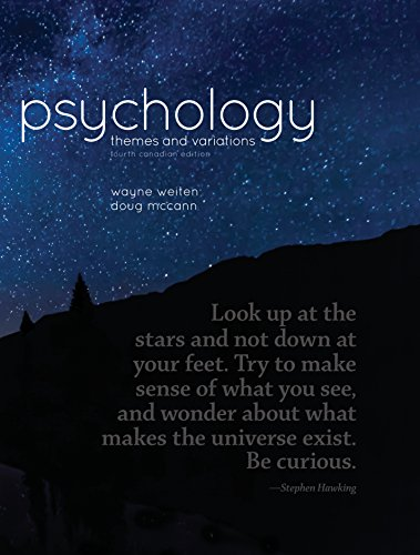 9780176531713: Psychology: Themes and Variations