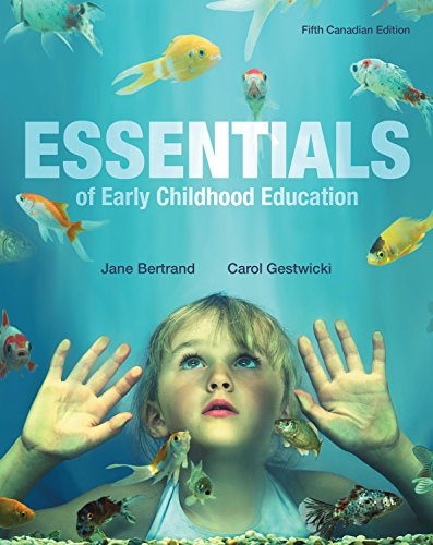 9780176531751: Essentials of Early Childhood Education