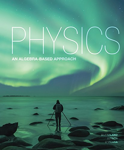 9780176531867: Physics: An Algebra-Based Approach