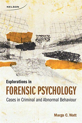 9780176532260: Explorations in Forensic Psychology