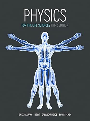 9780176558697: PHYSICS FOR THE LIFE SCIENCES
