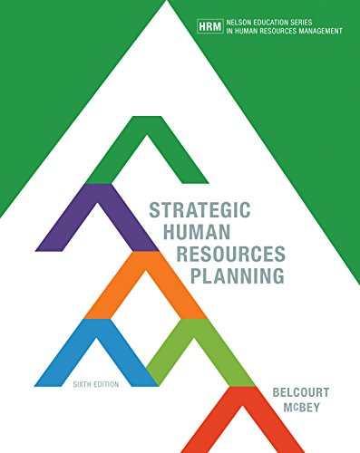 9780176570309: Strategic Human Resources Planning