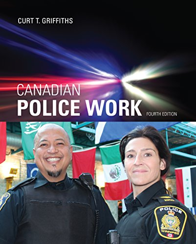 9780176582937: Canadian Police Work