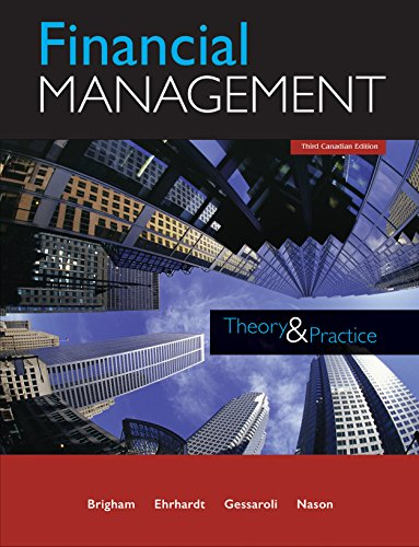 9780176583057: FINANCIAL MANAGEMENT: THEORY AND PRACTICE