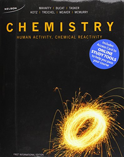 9780176606251: Chemistry (First Edition)
