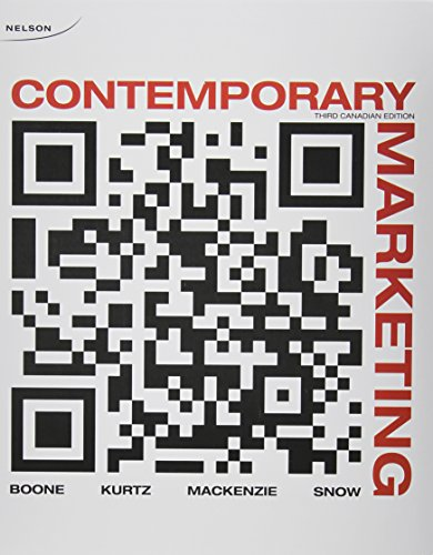 9780176648824: Contemporary Marketing
