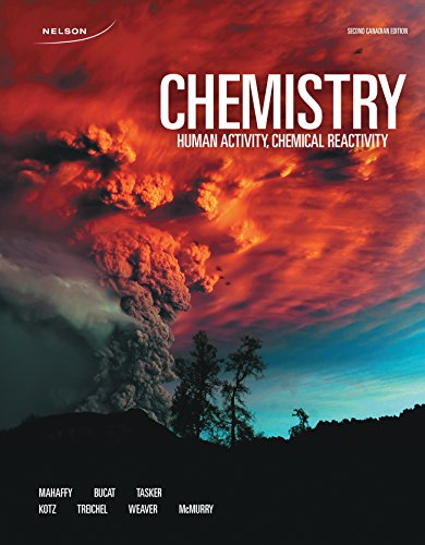 Chemistry: Human Activity, Chemical Reactivity: McMurry, Dr. John