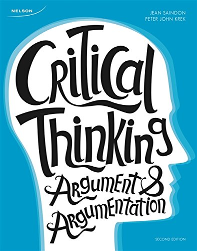 9780176661007: Package: Critical Thinking: Argument and Argumentation + Premium Website Printed Access Card (6 Months)
