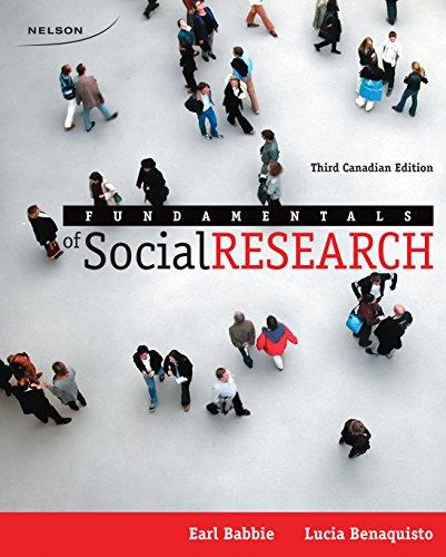 9780176662479: Fundamentals of Social Research