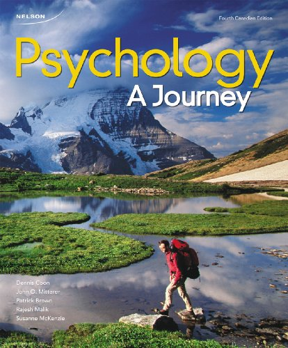 9780176662530: Package: Psychology: A Journey + Printed Access Card for CourseMate (6 Months)