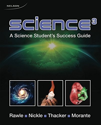 9780176662738: Science³: A Science Student's Success Guide