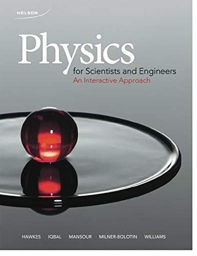 9780176669508: Physics for Scientists and Engineers: An Interactive Approach