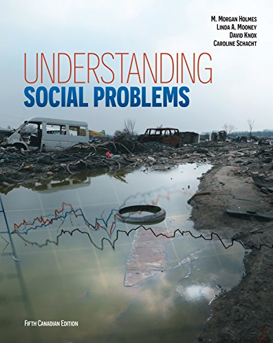 Understanding Social Problems Fifth Candian Edition: M. Morgan Holmes