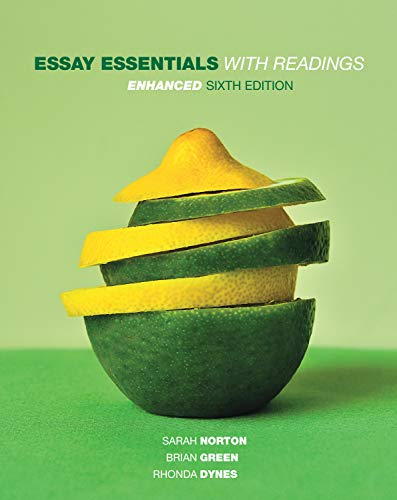 9780176720957: Essay Essentials with Readings, Enhanced