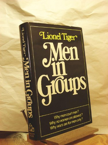 9780177110337: Men in Groups