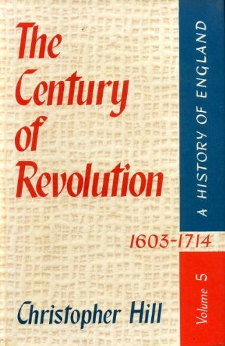 9780177110467: The Century of Revolution, 1603-1714