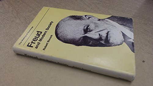 9780177110832: Freud and Modern Society: An Outline and Analysis of Freud's Sociology (Making of Sociology)