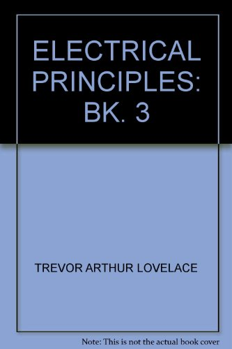 9780177411168: Electrical Principles: Bk. 3