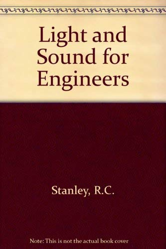 9780177510687: Light and Sound for Engineers