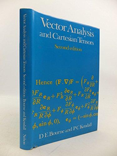 9780177610516: Vector Analysis and Cartesian Tensors