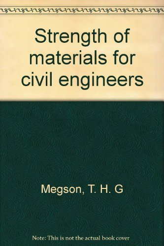 9780177610813: Strength of materials for civil engineers
