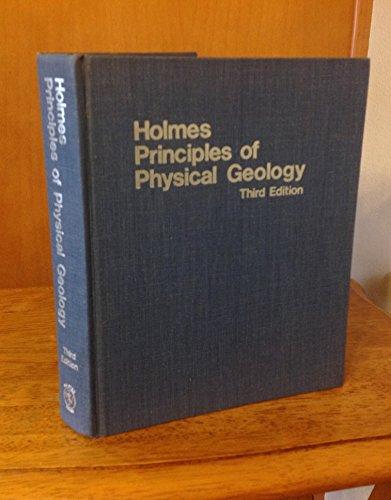 Principles of Physical Geology: Arthur Holmes
