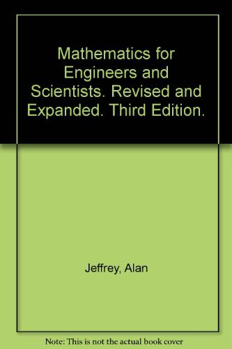 9780177616068: Mathematics for engineers and scientists