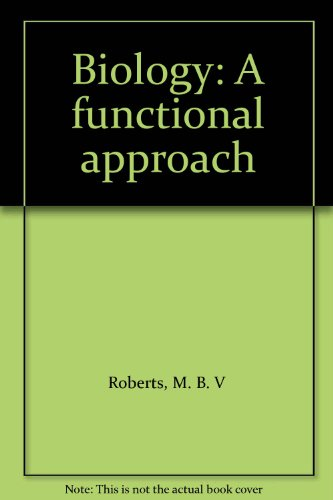 9780177710483: Biology: A functional approach