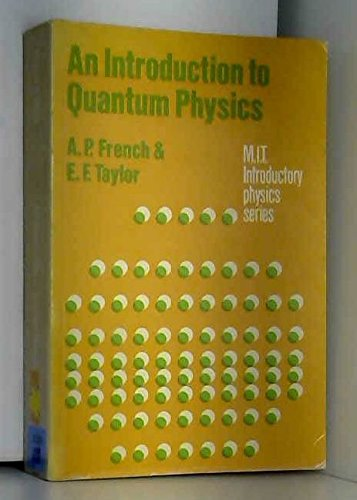 9780177710803: Introduction to Quantum Physics (MIT Introduction Physics)