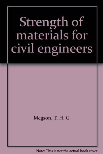 9780177710810: Strength of materials for civil engineers
