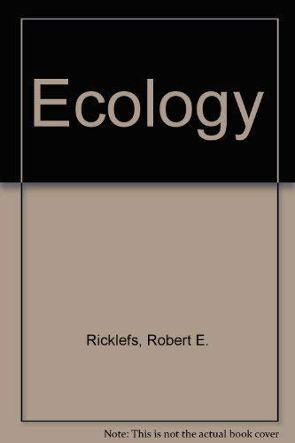 9780177710889: Ecology