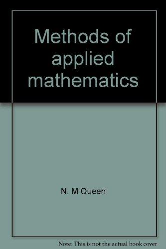 9780177711213: Methods of applied mathematics