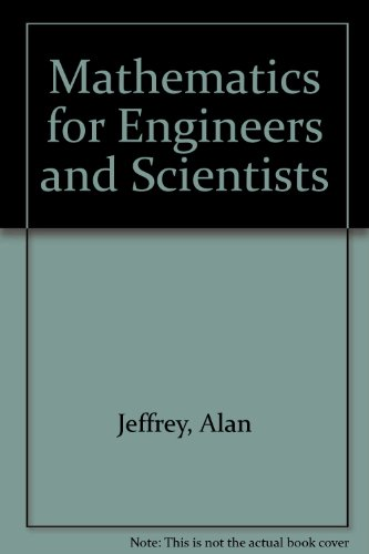 9780177716041: MATHEMATICS FOR ENGINEERS AND SCIENTISTS