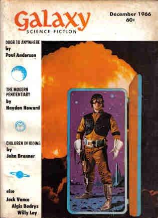 9780185066121: Galaxy Magazine, December 1966 (Vol. 25, No. 2)
