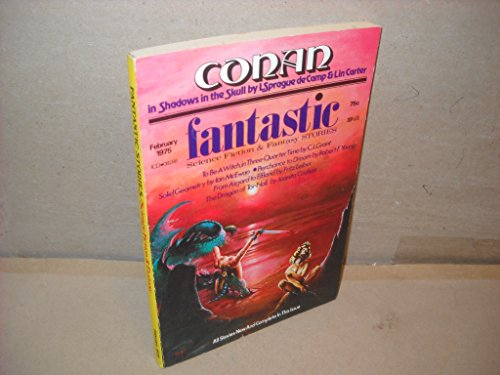 9780185075024: Fantastic Science Fiction & Fantasy Stories, February 1975 (Volume 24, No. 2)