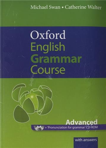 9780190000035: Oxford Advanced Learner's Dictionary & Oxford English Grammar Course Advanced