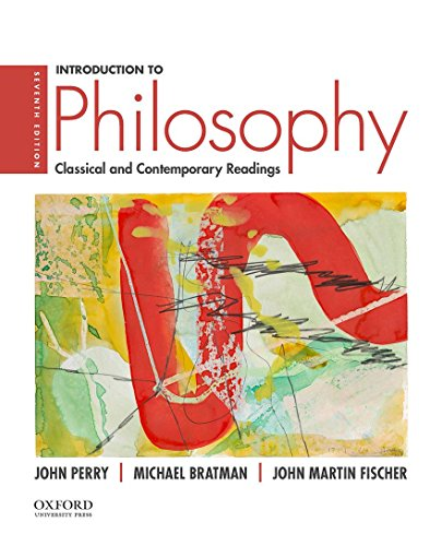 9780190200237: Introduction to Philosophy: Classical and Contemporary Readings