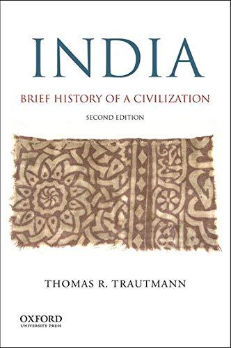 9780190202491: India: Brief History of a Civilization