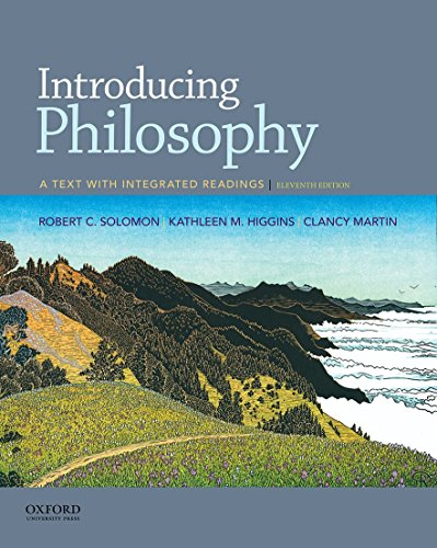 9780190209452: Introducing Philosophy: A Text with Integrated Readings