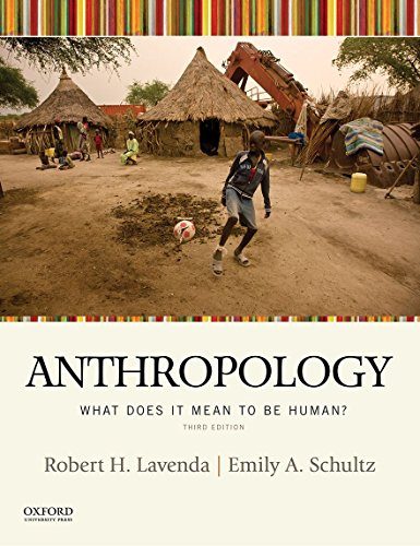 9780190210847: Anthropology: What Does It Mean to be Human? 3rd edition