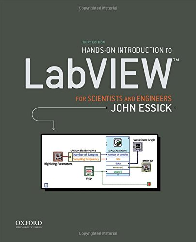 9780190211899: Hands-On Introduction to LabVIEW for Scientists and Engineers