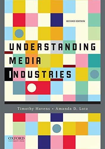 9780190215323: Understanding Media Industries