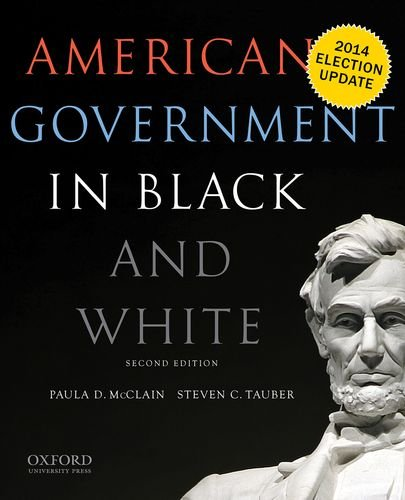 9780190216030: American Government in Black and White