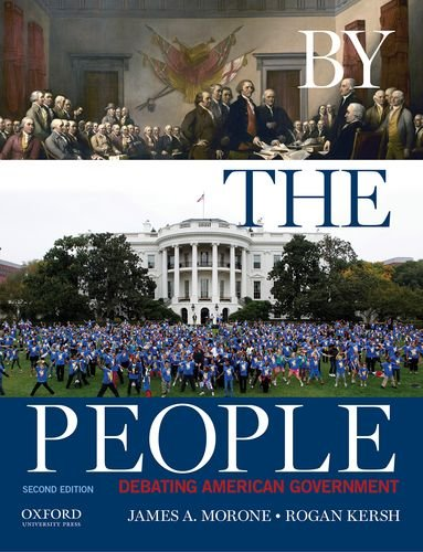 9780190216146: By the People: Debating American Government