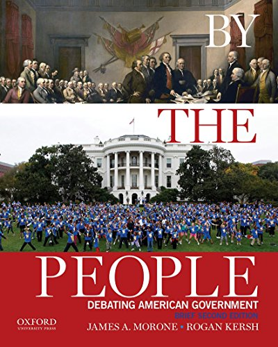 9780190216733: By the People: Debating American Government, Brief Edition