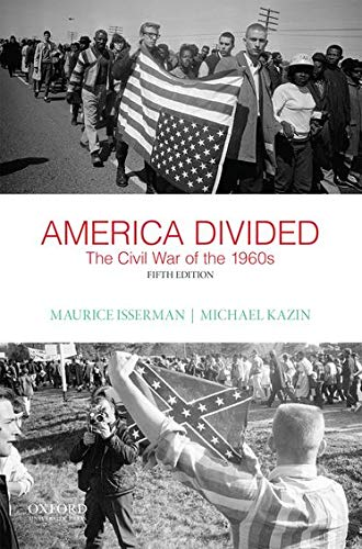 9780190217181: America Divided: The Civil War of the 1960s