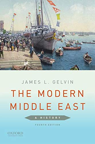 9780190218867: The Modern Middle East: A History
