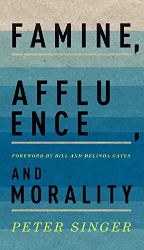 9780190219208: Famine, Affluence, and Morality