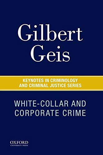 9780190219284: White-Collar and Corporate Crime