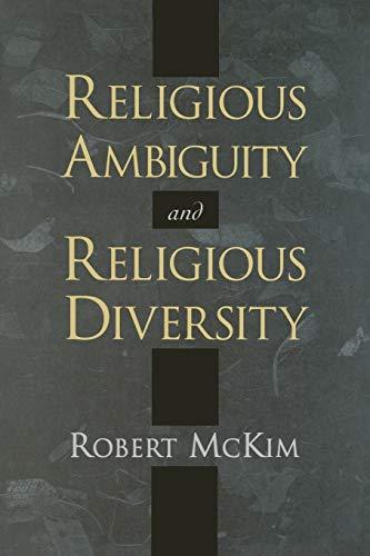 9780190221263: Religious Ambiguity and Religious Diversity